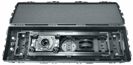 Camera Slider in Peli Case